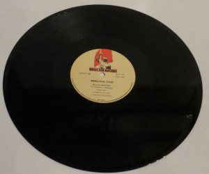 Mercyful Fate Black Funeral Black Masses 12'' Opens Right side b