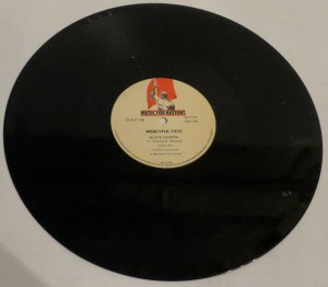 Mercyful Fate Black Funeral Black Masses 12'' Opens Up side a
