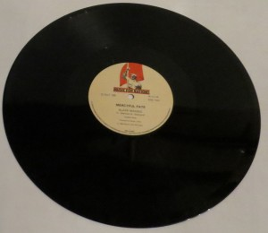 Mercyful Fate Black Funeral Black Masses 12'' Opens Up side b