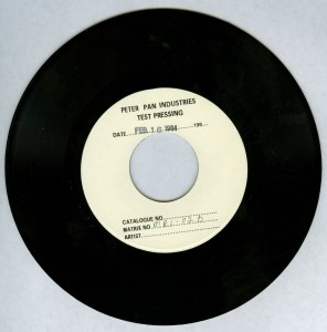 Mercyful Fate Black Masses  Black Funeral 7'' Test Pressing side b