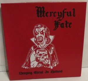 Mercyful Fate Denying Christ In Holland Box Set