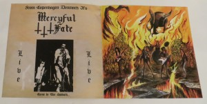 Mercyful Fate Denying Christ In Holland Box Set insert back