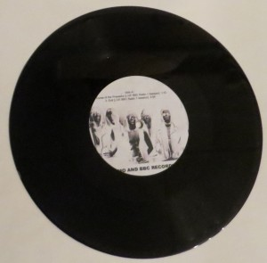 Mercyful Fate Early Demo and BBC Recordings 10'' Acetate side a