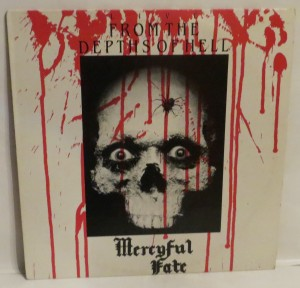 Mercyful Fate Live From The Depths Of Hell LP