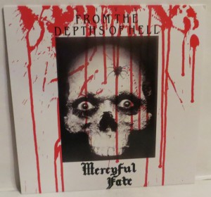 Mercyful Fate Live From The Depths Of Hell Red Vinyl LP