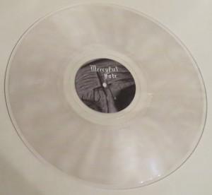 Mercyful Fate Luttenberg Nederland 22.01.1984 10'' Acetate side b