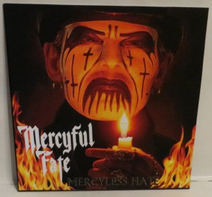 Mercyful Fate Mercyless Hate LP