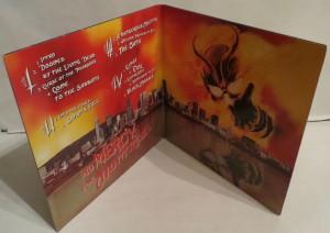 Mercyful Fate No Mercy For Montreal Black Vinyl LP gatefold
