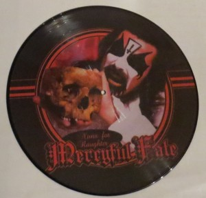 Mercyful Fate Nuns For Slaughter Picture Disc LP