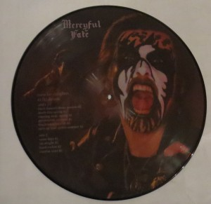 Mercyful Fate Nuns For Slaughter Picture Disc LP back