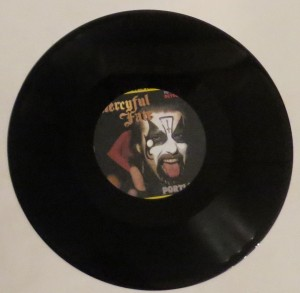 Mercyful Fate Portland 84 10 Inch Acetate side a