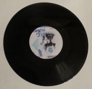 Mercyful Fate Portland 84 10 Inch Acetate side b