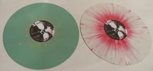 Mercyful Fate Satan Is Better Than God White Vinyl Red Splatter LP side b