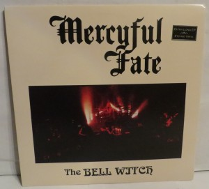 Mercyful Fate The Bell Witch Etched Vinyl LP