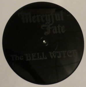 Mercyful Fate The Bell Witch Etched Vinyl LP side b