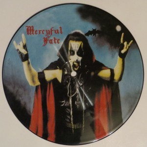 Mercyful Fate All Witches Night Picture disc 7 inch