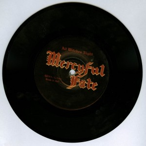 Mercyful Fate All Witches Night side a