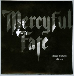 Mercyful Fate Black Funeral Demo 7''