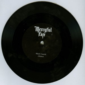 Mercyful Fate Black Funeral Demo 7'' side a