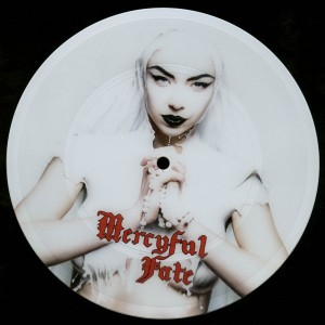 Mercyful Fate Copenhagen Denmark 1982 picture disc