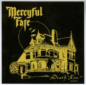 Mercyful Fate Death Kiss flexi disc