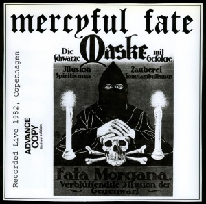 Mercyful Fate Die Schwarze Maske pitch black