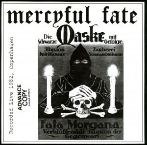 Mercyful Fate Die Schwarze Maske purple