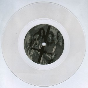 Mercyful Fate Evil Live flexi disc side a