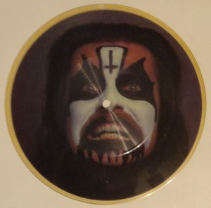 Mercyful Fate Immortals Of Metal 7 inch picture disc