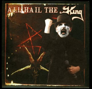 Mercyful Fate-King Diamond All Hail The King
