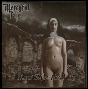 Mercyful Fate Nuns Have Fun 7 inch