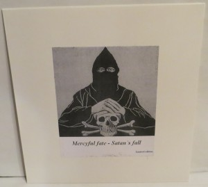Mercyful Fate Satan's Fall LP