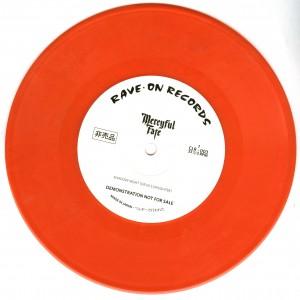 Mercyful Fate Shadow Night Red Vinyl side a
