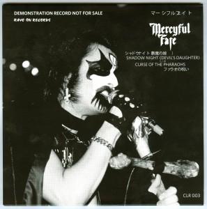 Mercyful Fate Shadow Night black vinyl