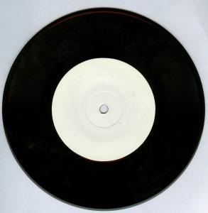 Mercyful Fate Shadow Night test pressing 7 inch side a