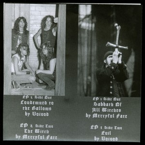 Mercyful Fate-Voivod Value Pack! back