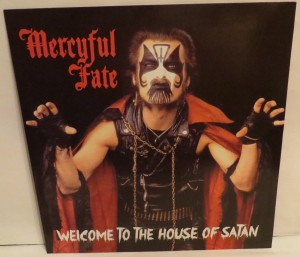Mercyful Fate Welcome To The House Of Satan Smokey Grey LP