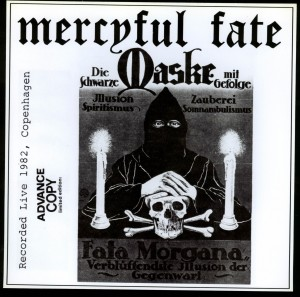 Mercyful Fate _Die Schwarze Maske brown 7''