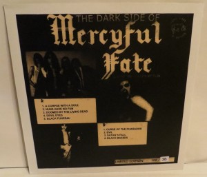 The Dark Side Of Mercyful Fate LP