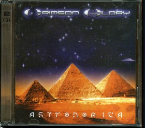 Crimson Glory Astronomica CD Maximum