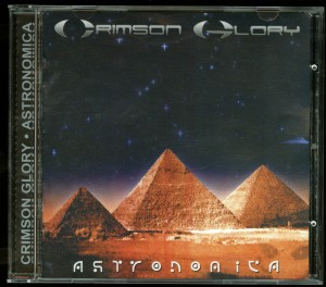 Crimson Glory Astronomica CD Monsters Of Rock