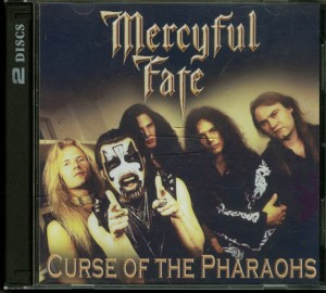 Mercyful Fate Curse Of The Pharaohs