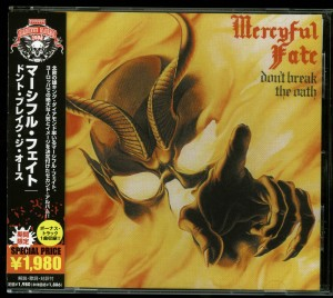 Mercyful Fate Don't Break The Oath Japan 2008 press