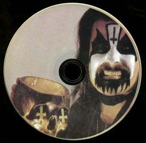 Mercyful Fate Early Sabbath disc
