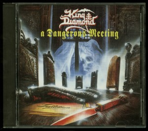 Mercyful Fate - King Diamond  A Dangerous Meeting