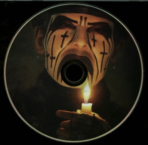 Mercyful Fate - King Diamond Happy Halloween Live CD disc