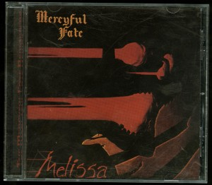 Mercyful Fate Melissa 1997 remaster BMG Club