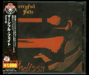 Mercyful Fate Melissa Japan 2008 press