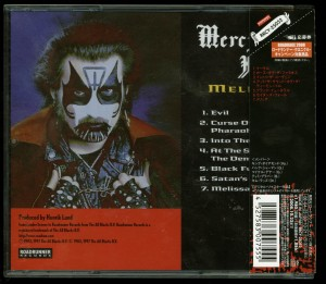 Mercyful Fate Melissa Japan 2008 press  back
