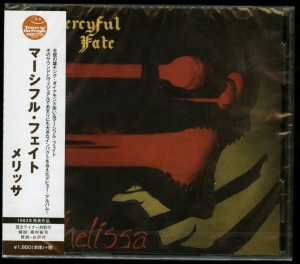 Mercyful Fate Melissa Japan 2015 press
